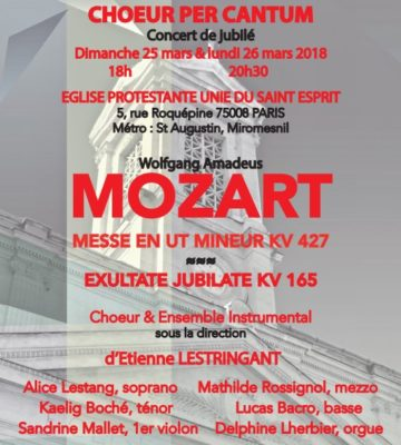 Concerts Per Cantum