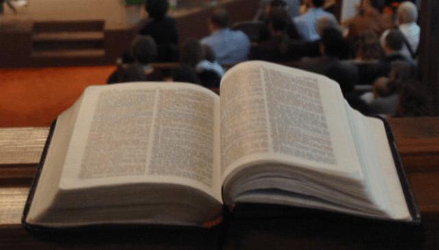 Étude biblique vendredi 8 février à 10h