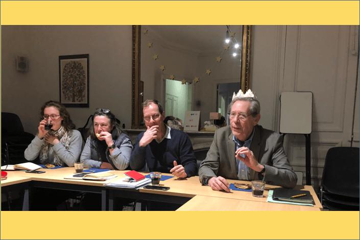 Echos du Conseil Presbytéral du 14 janvier 2020