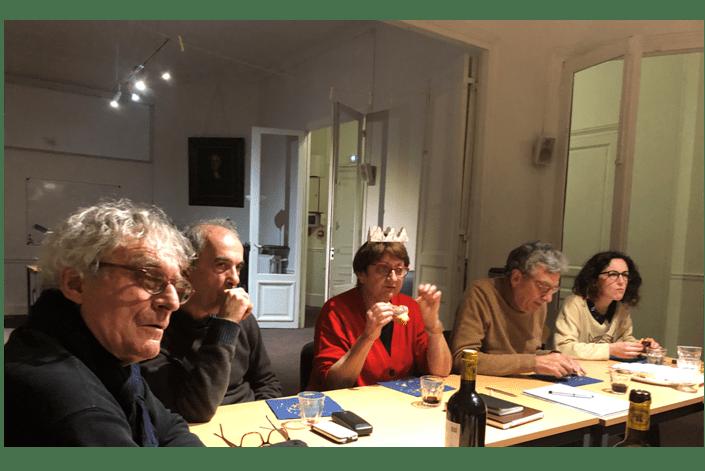 Echos du Conseil Presbytéral du 4 janvier
