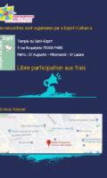 Une heure en compagniede… Rencontres exceptionnelles les 29 septembre, 6 et 13 octobre