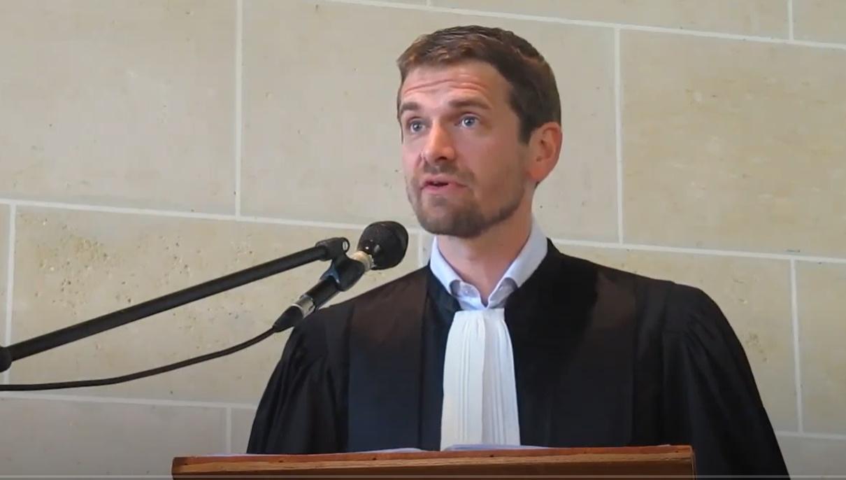 Bienvenue à Simon Wiblé, nouveau pasteur de Roquépine