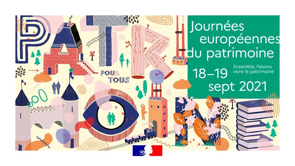 18 Septembre, journée du Patrimoine à Roquépine !